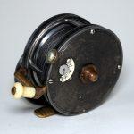 Hardy-bros-silex-multiplying-fly-casting-fishing-reel 3-1-2