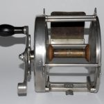 Hardy-Bros-Zane-Grey-Alnwick-England-7-Inch-Big-Game-Fishing-Reel-Antique-Vintage