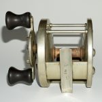 Montague-Tarpon-Tuna-Antique-Reel-Vintage-500-Yards- Rabbeth Drag