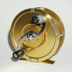 Seamaster-Miami-Florida-Fly-Reel-S-Handle-Salmon-Vintage Fishing-Reel-Antique