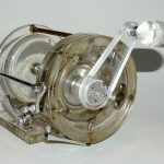 Unknown-Maker-Big-Game-Fishiing-Reel-12-0-6inch-clear-side-plates