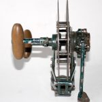 Unknown-trolling-fishing-reel-narrow spool
