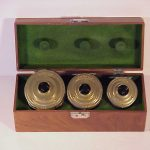 fin-nor-gar-wood-wedding-cake-fly-fishing-reel-miami-florida-presentation-set-box
