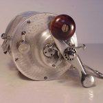 klein-c-r-santa-monica-cal-10-0-big-game-trolling-reel-jeweled-side-plates-fishing