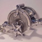 klein-c-r-santa-monica-cal-big-game-fishing-reel-10-0-cradle-clear-side-plates