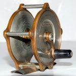 leonard-h-l-bi-metal-fly-fishing-reel-raised-pillar-trout-philbrook-paine-vom-hofe-antique