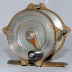 leonard-h-l-bi-metal-fly-fishing-reel-raised-pillar-trout-philbrook-paine-vom-hofe-antique