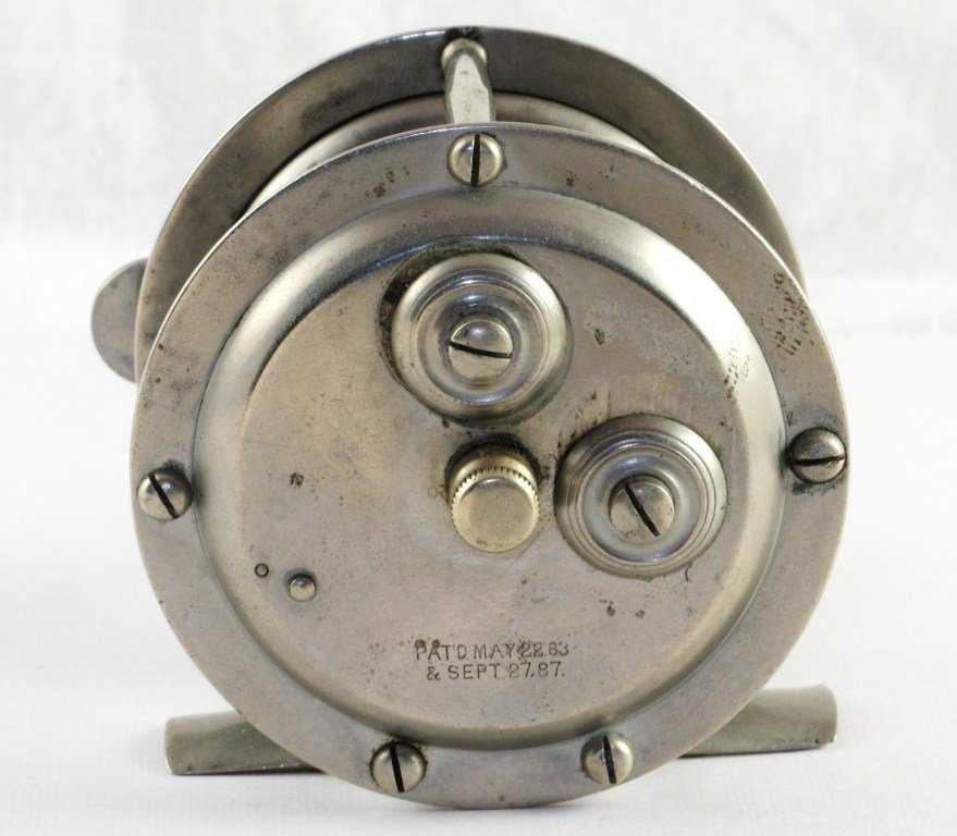 T H Chubb Reels Antique Fishing Reels