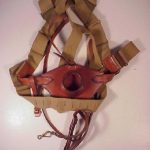 group-of-vintage-harnesses-fighting-belts-vintage